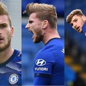 As He Celebrates His 25th Birthday Today, See Timo Werner's Chelsea Statistics So Far