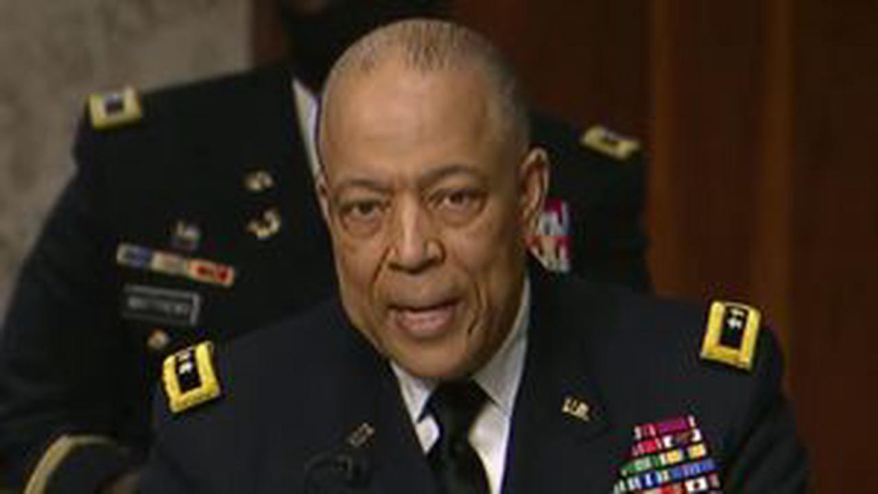 DC National Guard commander tells Congress he was 'stunned' by three-hour Jan 6 delay