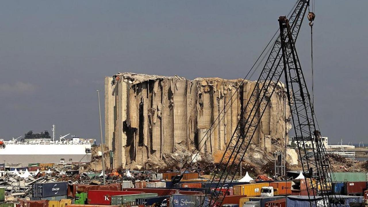Explosion au port de Beyrouth: un an après, E. Macron mobilise la communauté internationale