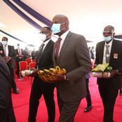 Moses Kuria's Message to His Fallen Colleague
