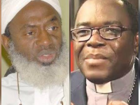 Sheikh Gumi And Bishop Kukah: Who Does It Better In Their Quest For A Better Nigeria?