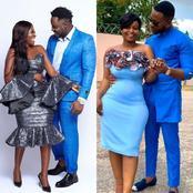 Fella Makafui & Aaron Adatsi: 14 Times these YOLO stars showed love is a beautiful thing. [Photos]