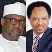 See the Savage reply the Niger State Governor gave to Shehu Sani for advising him to renovate school