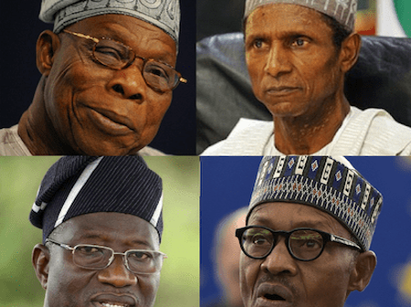 Nigeria Presidents and the Obsessive Desire for 8 Years