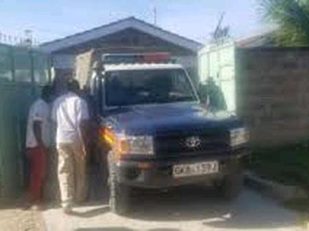 Matatu Driver Found Dead Inside Deputy Head Teacher's House At Molo, Nakuru County