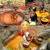 You May Decide Not To Eat Red Oil Again When You Discover How These People Make It