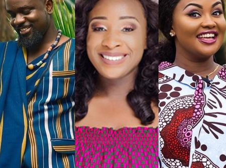 Top Ghanaian celebrities and their spouses - See how lovely they look