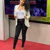 Urembo Nayo ! Grace Ekirapa Told After Posting Her Little Sister.