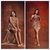 See the reactions to the photos posts by this pretty Nigerian model on her Twitter page