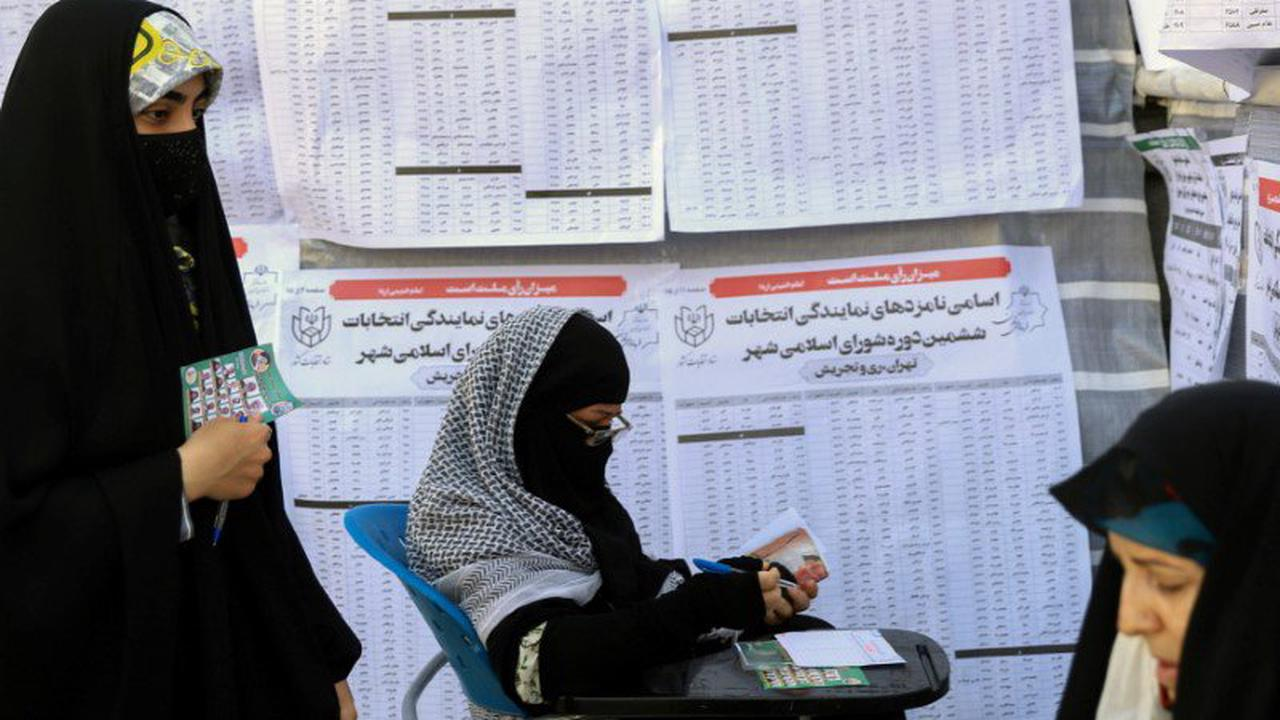 Hardliner under US sanctions set to take over Iranian presidency