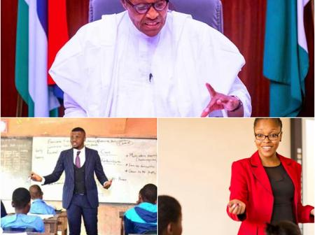 Only First Class, Second Class Upper Graduates Will Now Be Employed As Teachers - FG Declares
