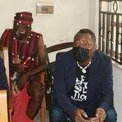 Drama As Native Doctor Follows Omoyele Sowore To Court In Abuja [PHOTOS]