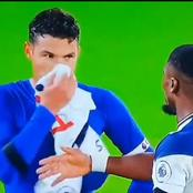 Was that really Disrespectful? Check what Thiago Silva did with Tottenham's jersey after the game