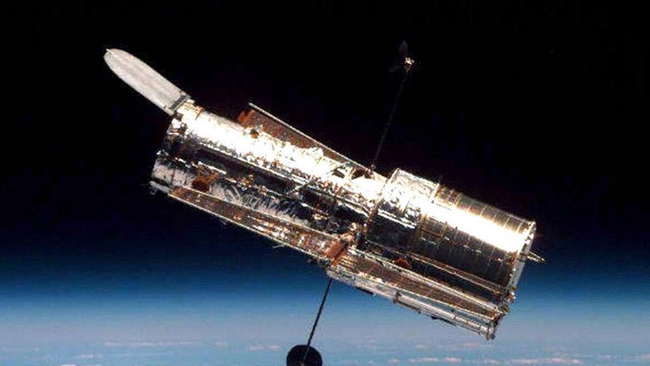 "Nach Computerproblem: Weltraumteleskop ""Hubble"" ausgefallen"