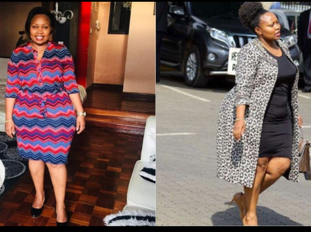 PHOTOS: Check Out Beautiful Images Of Milicent Omanga And Esther Passaris