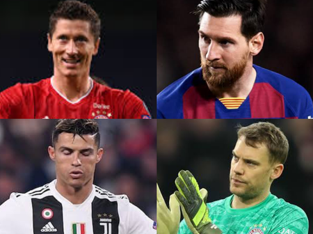 Opinion - UCL Predictions: See Who Might Win The UCL, Golden Boot, Best Player, Top Assist, Golden Gloves