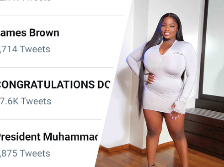 See why Dorathy is trending on Twitter