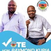 Moses Kuria Dismiss His Brother's Kiambaa Constituency Bid
