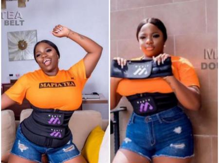Have you seen Dorathy's photos hours ago - check out her lovely looks (photos)