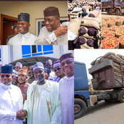 Photos: Good News To All Yoruba & Igbos As FFK Made New Announcement On Food Blockage (Details)