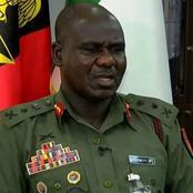 I Was Ambushed 3 Times By Boko Haram, Nigerians Don't Appreciate _ Buratai.