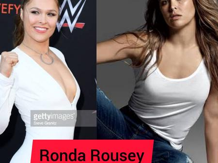 Check Out Beautiful Photos Of Ronda Rousey Without Her Wrestling Costume