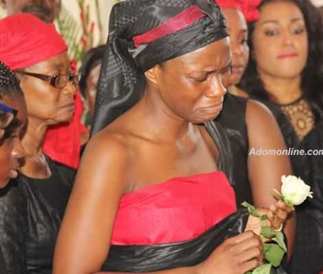 99db7ee2b064d9b041fb5e5a8ad1627b?quality=uhq&resize=720 - 4-years After JB Danquah Was Murdered, Look At How Madam Ivy, His Wife Is Doing Now (Photos)