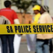 Evidence lost in SAPS System.