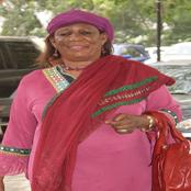 Mary Salifu Boforo Turns 60 today, See How Long She Served The Nation Before Loosing Her Seat