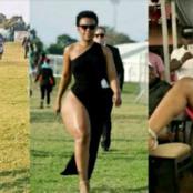 42 Collective Photos Of Zodwa Wabantu, The Dancer Without Panties