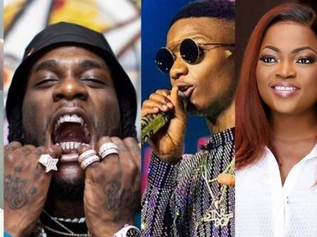 Wizkid, Davido, Burnaboy, Okonjo Iweala, others make Forbes African '100 Icons List.