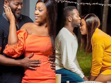 Meet Ghanaian actor Adjetey Anang and his adorable wife(+photos)