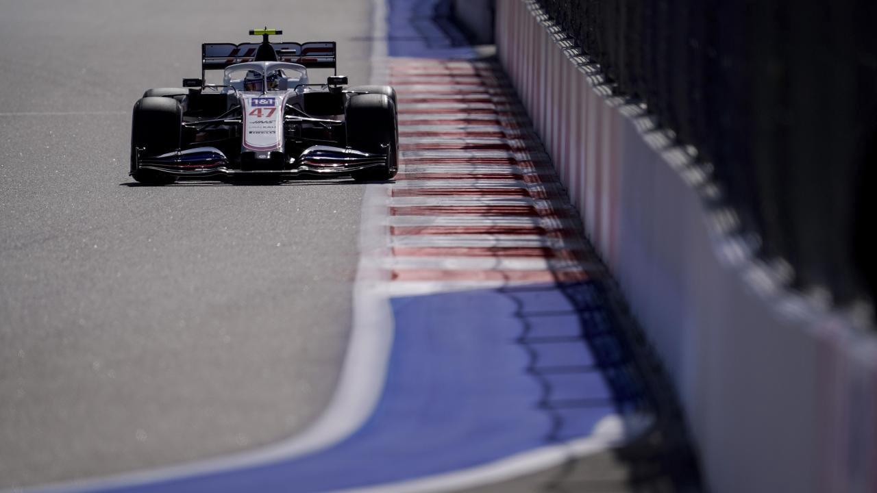 Dauerregen:Letztes Formel-1-Training abgesagt