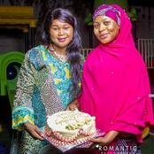 Check Out What A Christian Woman Did To Mansura In This Ramadan That Makes Her Very Happy.