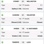 Best Of The Best Multibets With GG, Over 2.5 Goals With 271.67 odd To Secure A Bumper Harvest Tonight