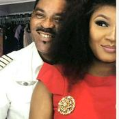 See alleged leaked chat between Omotola's husband and his alleged side chic