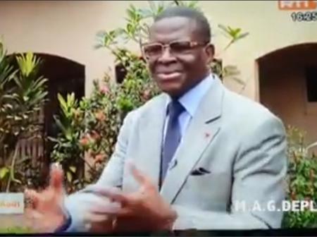 Fologo comparant Ouattara à Gbagbo :