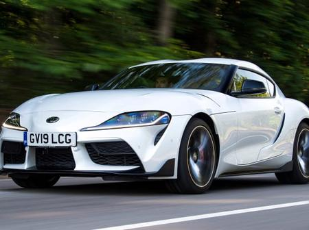 The return of Toyota Supra and has been a controversial one