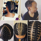 Benny and Betty trending hairstyles