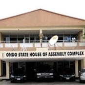 Position Of Ondo Lawmakers Over Alleged EFCC Invitation Of Speaker, Clerk