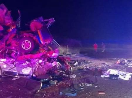 Must See: Six fatalities reported in a horrific crash in Modimolle, Limpopo.