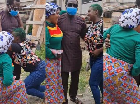 """""""She's A Great Influence On Me"""" -Mercy Johnson Talks About Toyin Abraham"""