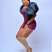 Check Out These Adorable Outfits Worn By Juliet Ndudi