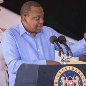 Uhuru Sends This Warning Message To The Media Ahead Of Corona Virus Vaccine Roll Out