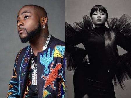 Davido Releases First Picture Of His Son, Ifeanyi David Adeleke (OBOJnr), Check Out Fans' Reactions.