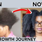 How to grown natural hair fast.
