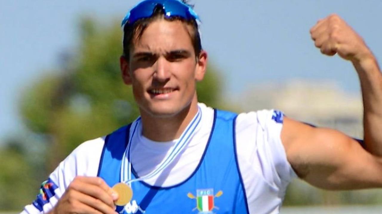 Rowing: Ex-world champion Filippo Mondelli dies from cancer aged 26 - Opera  News