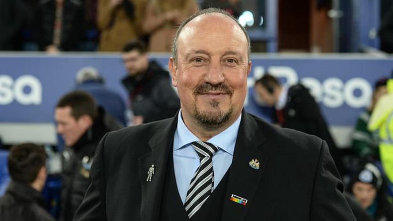 Rafa Benitez edges closer to Everton job as talks progress despite fan backlash
