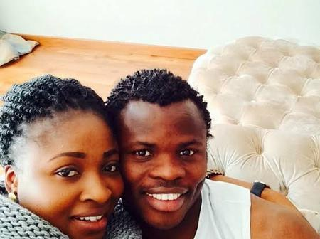 As Former Footballer Taye Taiwo Celebrates His Wife's Birthday, Check Out What He Said