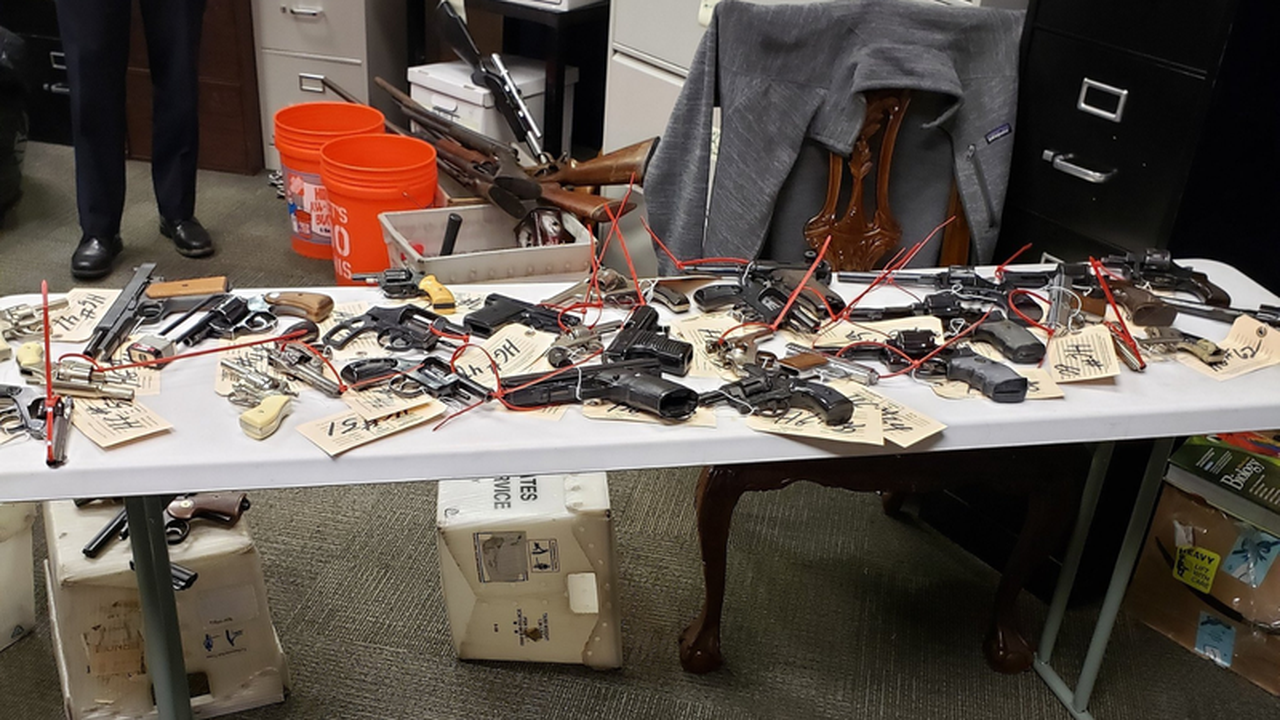 Pensacola City Council approves gun buyback program prices and event date
